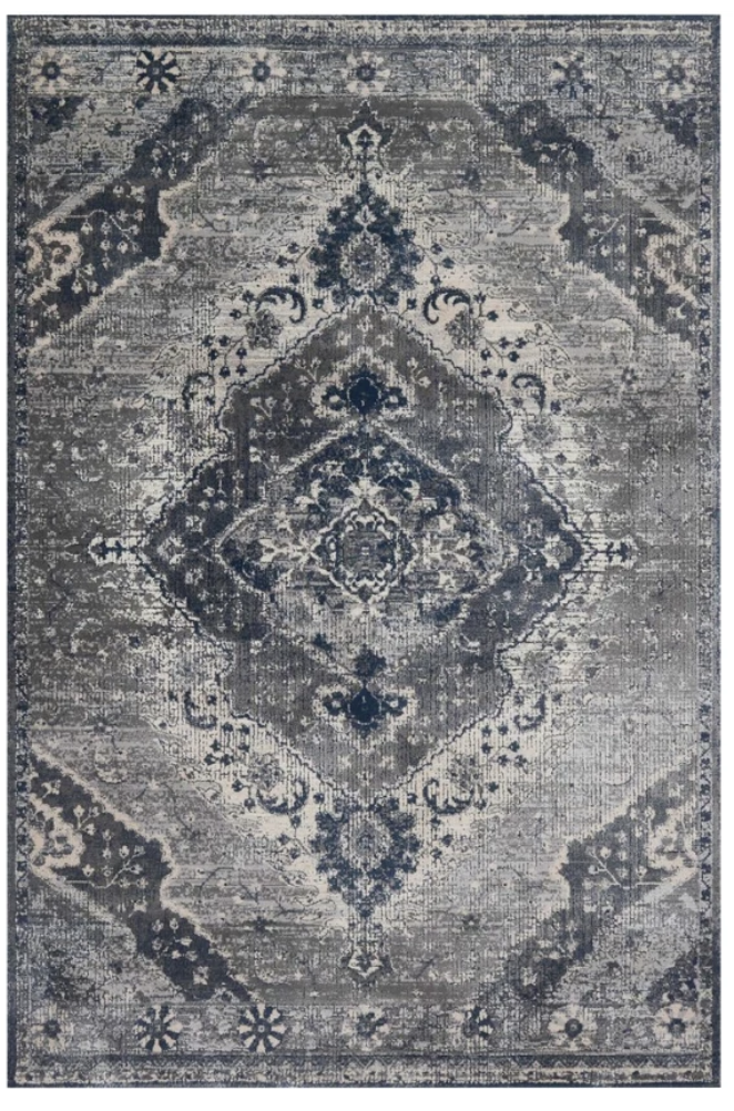 EVERLY SILVER RUG