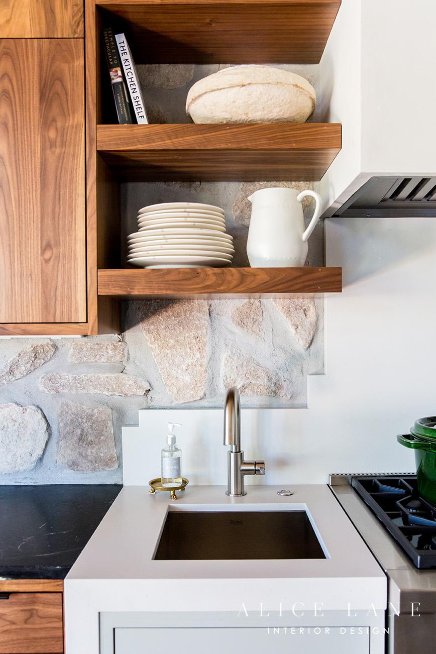 Tahoe Treehouse | Alice Lane Interior Design | Photo by Lindsay Salazar