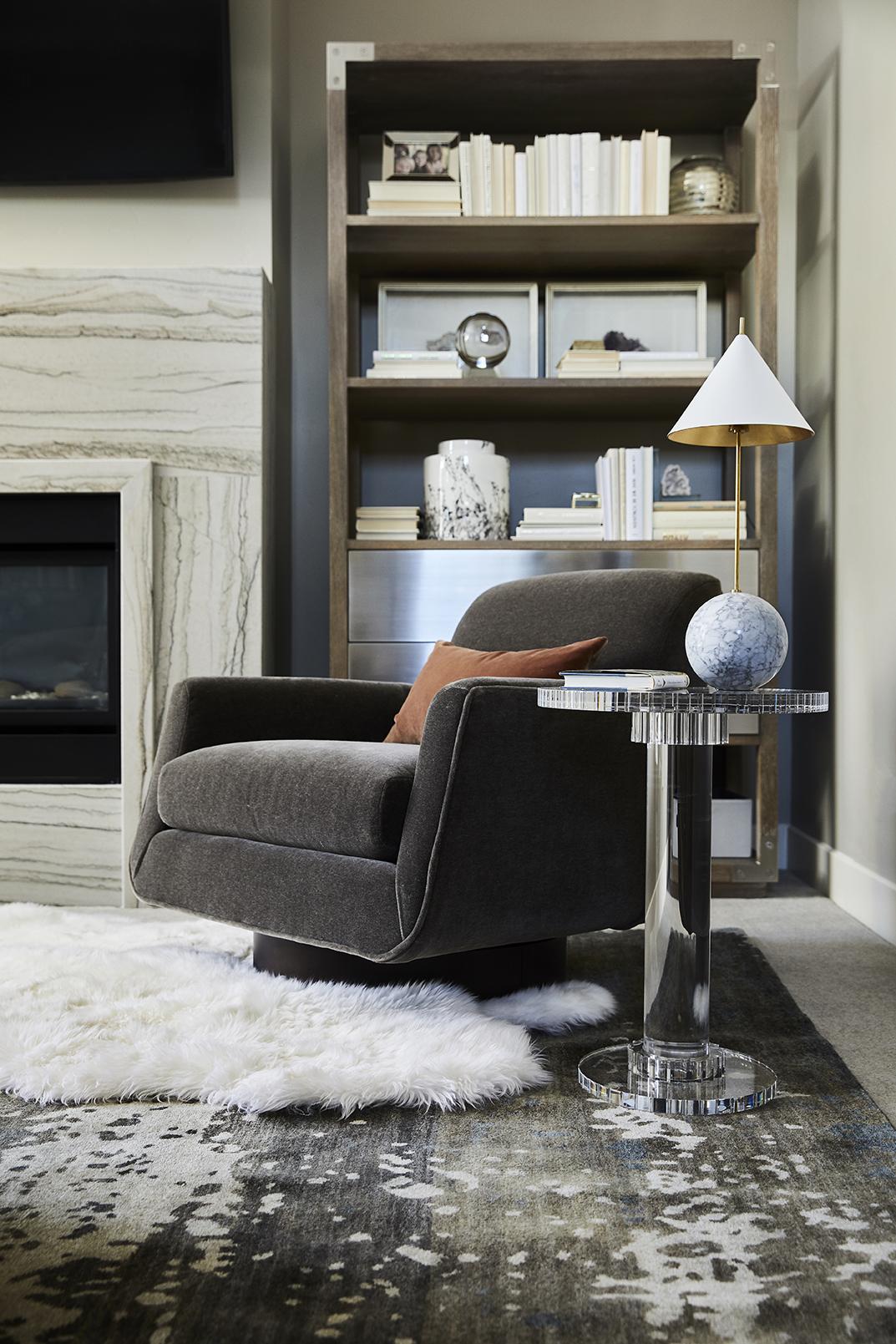 Master Suite   Alice Lane Interior Design   Photo by Nicole Gerulat