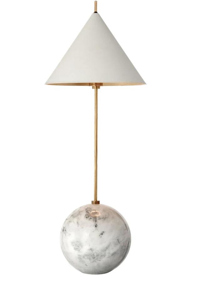 CLEO ORB BASE LAMP