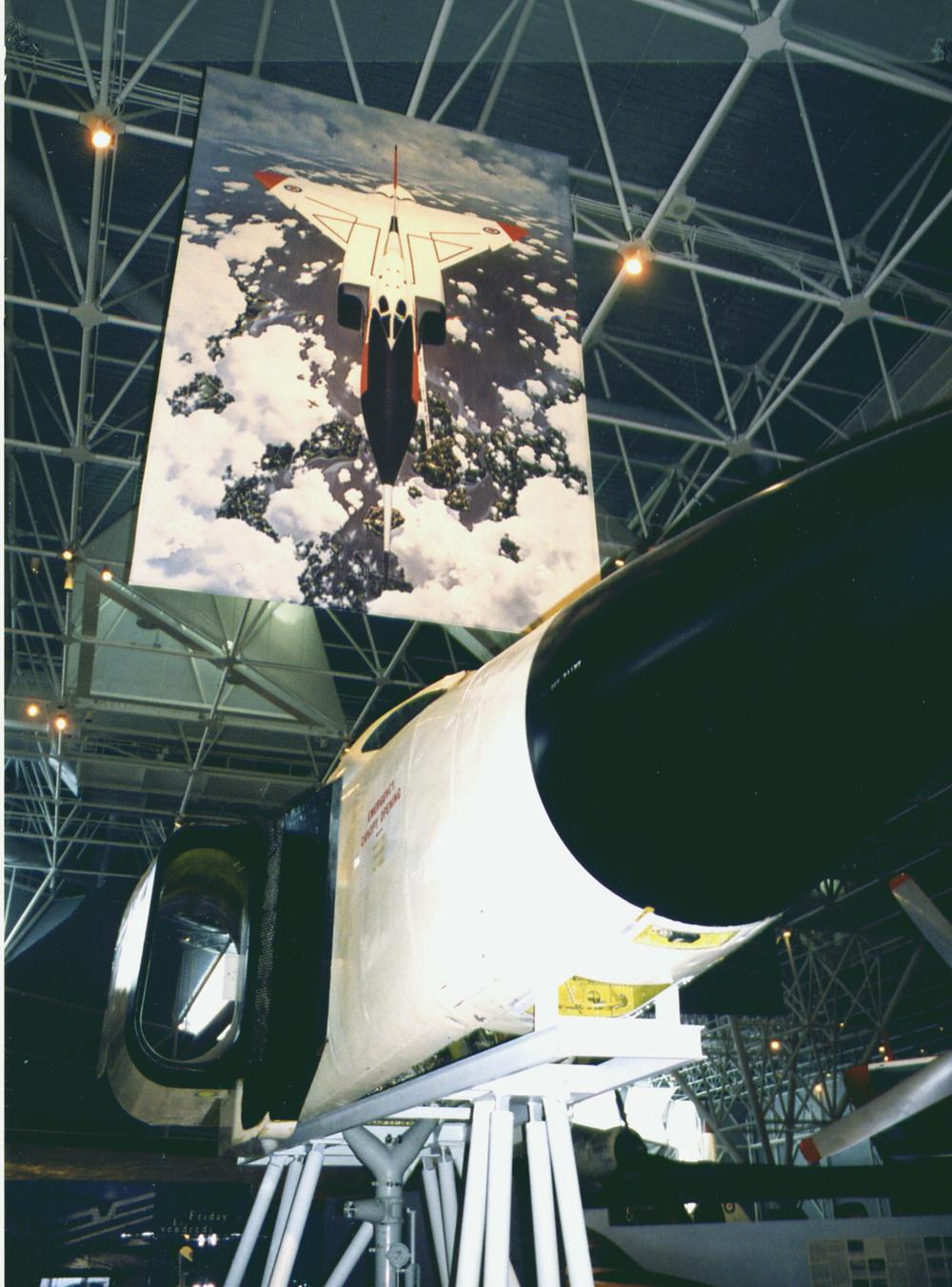 Arrow Banner @ National Aviation Museum, Ottawa.jpg