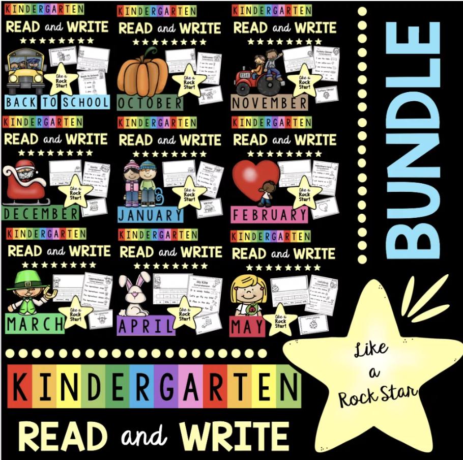 14+ Kindergarten Rockstar Design