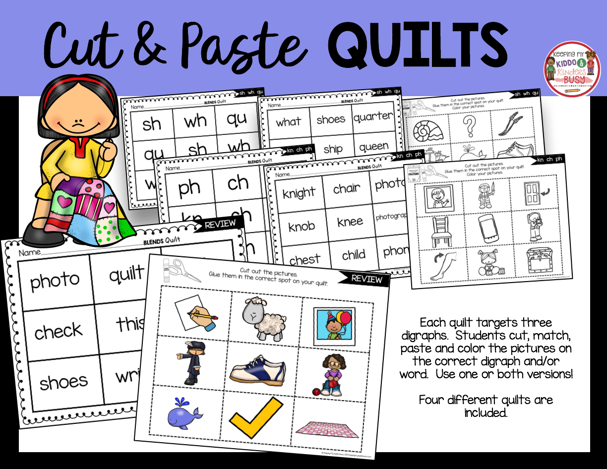 digraph quilts
