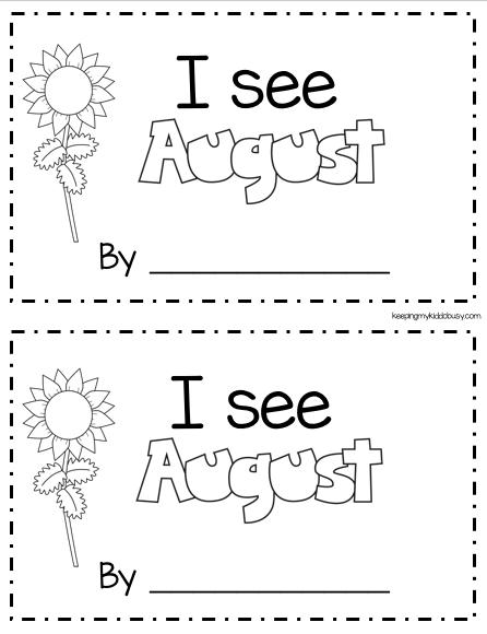 back to school kindergarten book