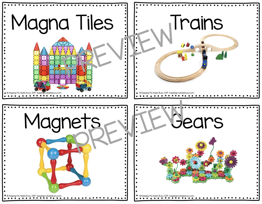 free classroom centers labels and tags