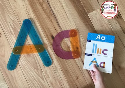 learning letters of the alphabet free resources