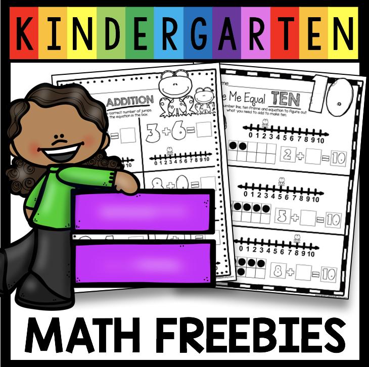 kindergarten adding and subtracting worksheets