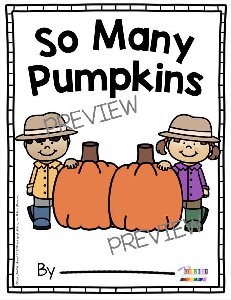 pumpkin class book