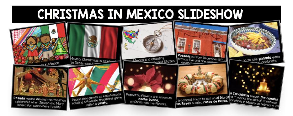 Christmas in Mexico Las Posadas Pinatas Rosca de reyes