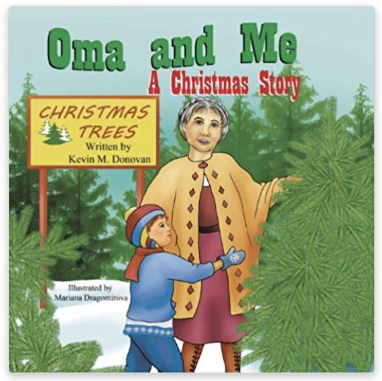 oma and me Germany Christmas traditions for kids