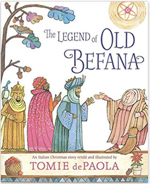 legend of old befana activities and worksheets kids