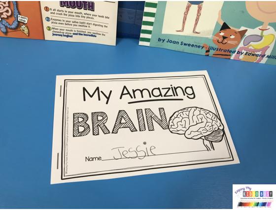 human brain emergent reader