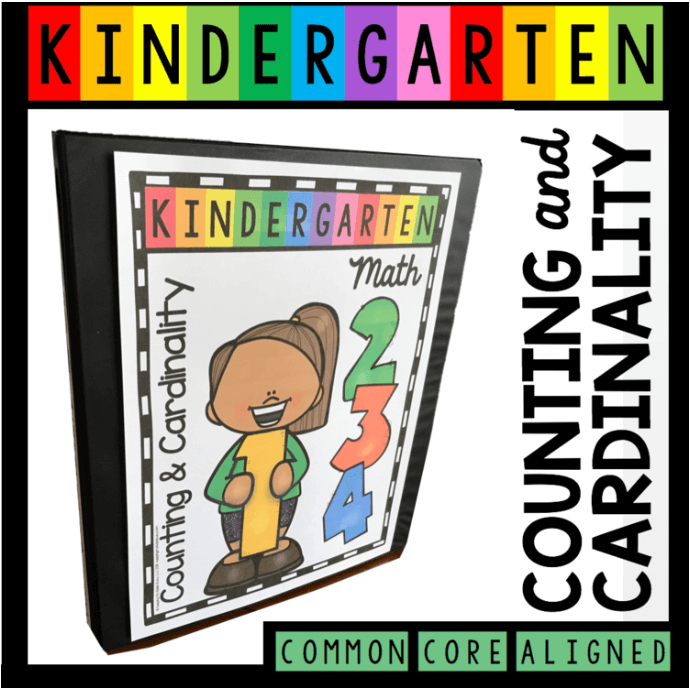 Counting And Cardinality Freebies Keeping My Kiddo Busy - Get Printable Common Core Kindergarten Math Worksheets Gif