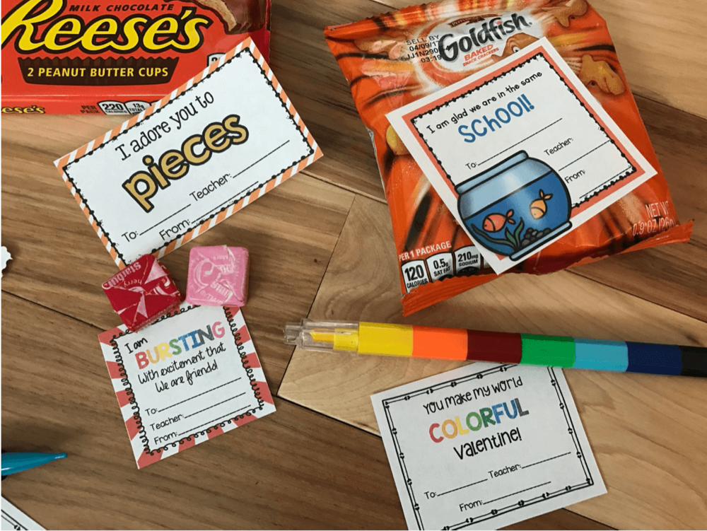 Back to School Candy Gram