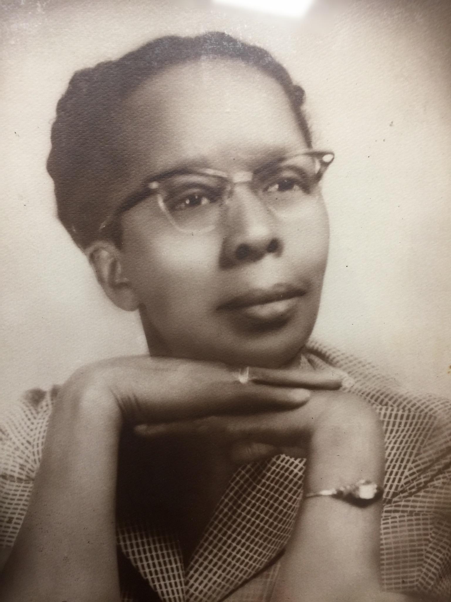 Great Grandma Flora