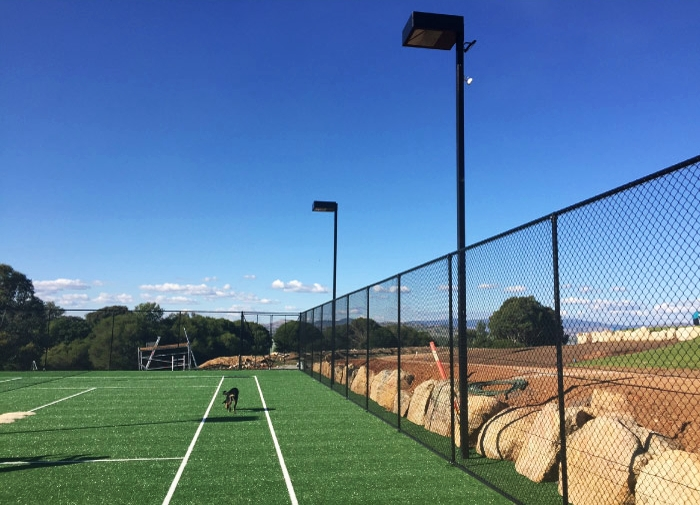 Tennis Court and Coasta