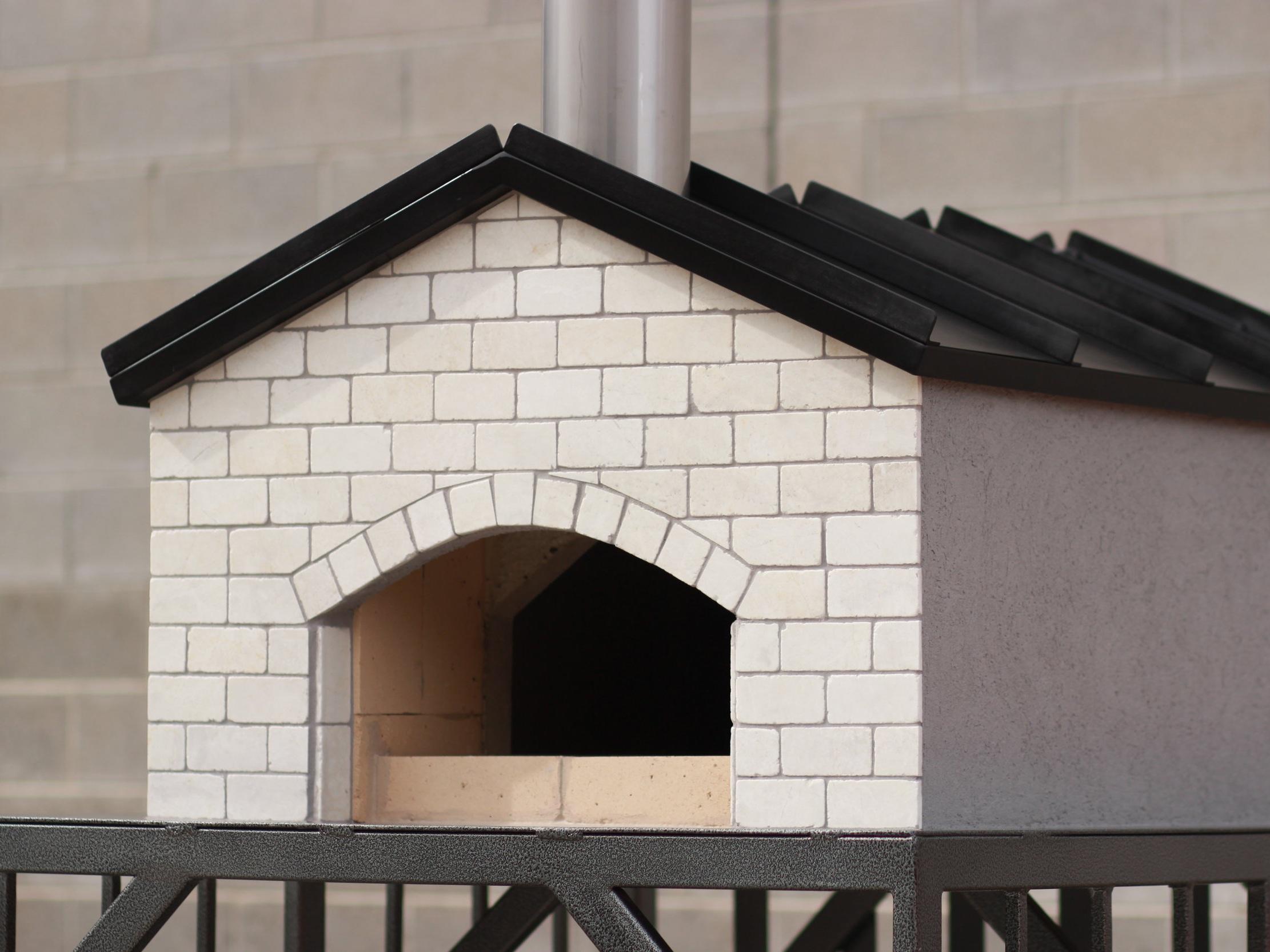Brick 'N' Flame Wood Fired Oven -