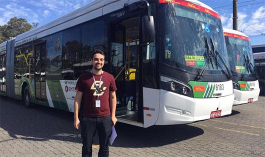 Milenio Bus -