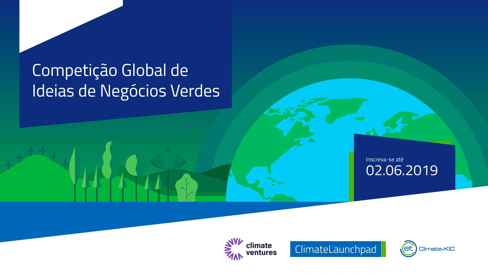Competição Global de Ideias de Negócios Verdes 2019