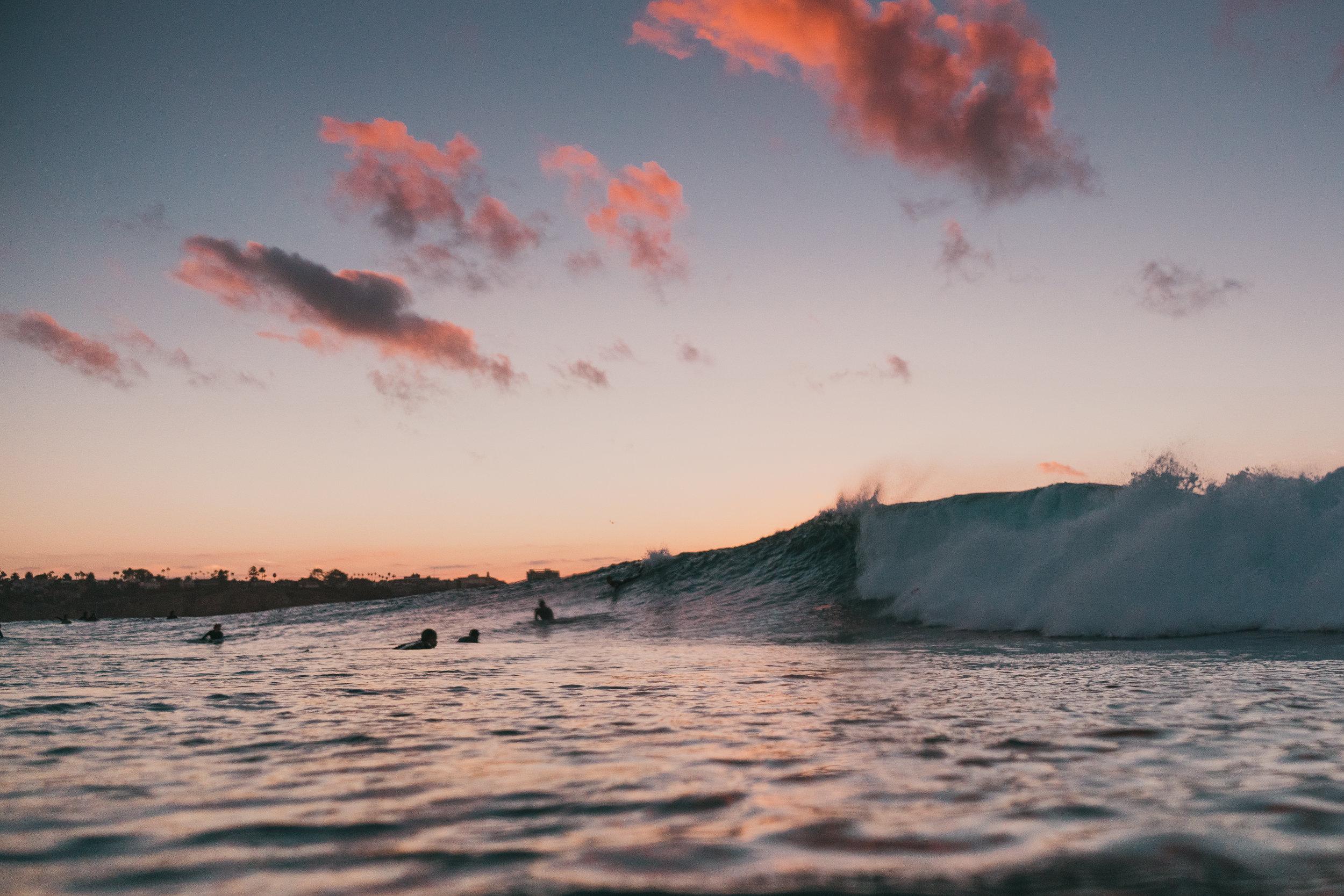 SUN-SETS - La Jolla Shores