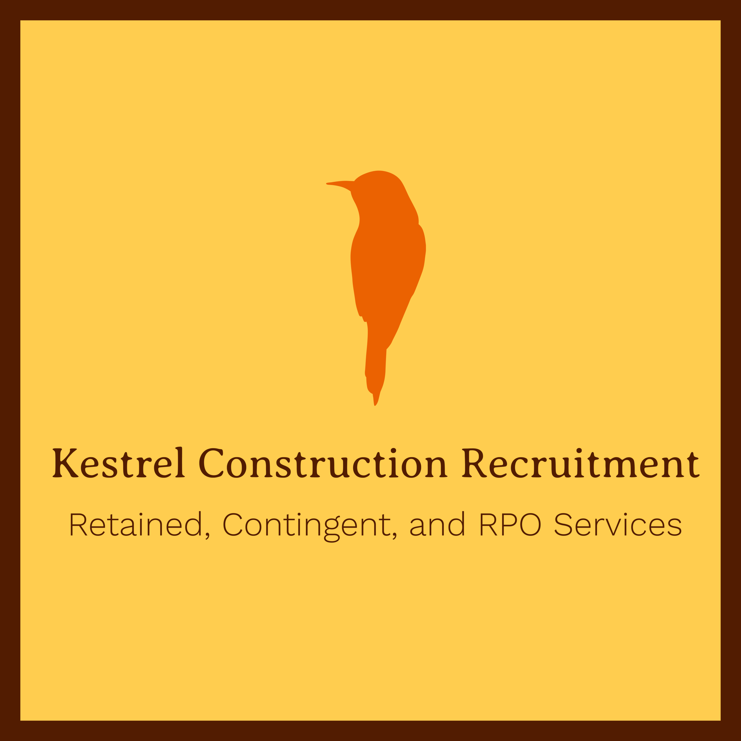 Kestrel Construction Recruitment - Kestrel Construction Recruitment™ provides construction management, general contracting, and architectural engineering firms with retained, contingent, and RPO talent acquisition services.