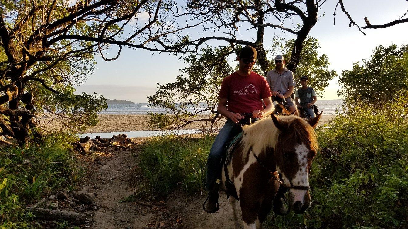 Playa Ponies Nosara Guiones