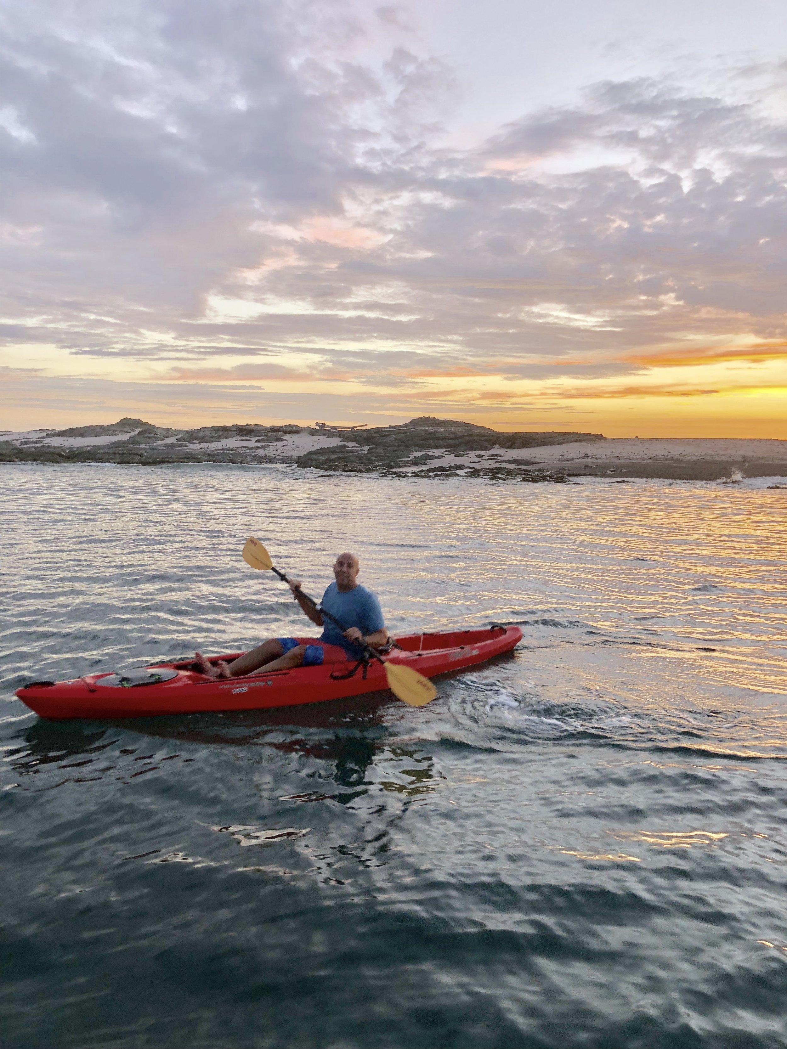 Kayak Nosara Guiones
