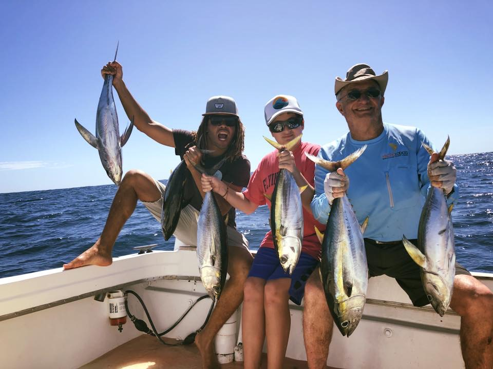 Fishing Guiones