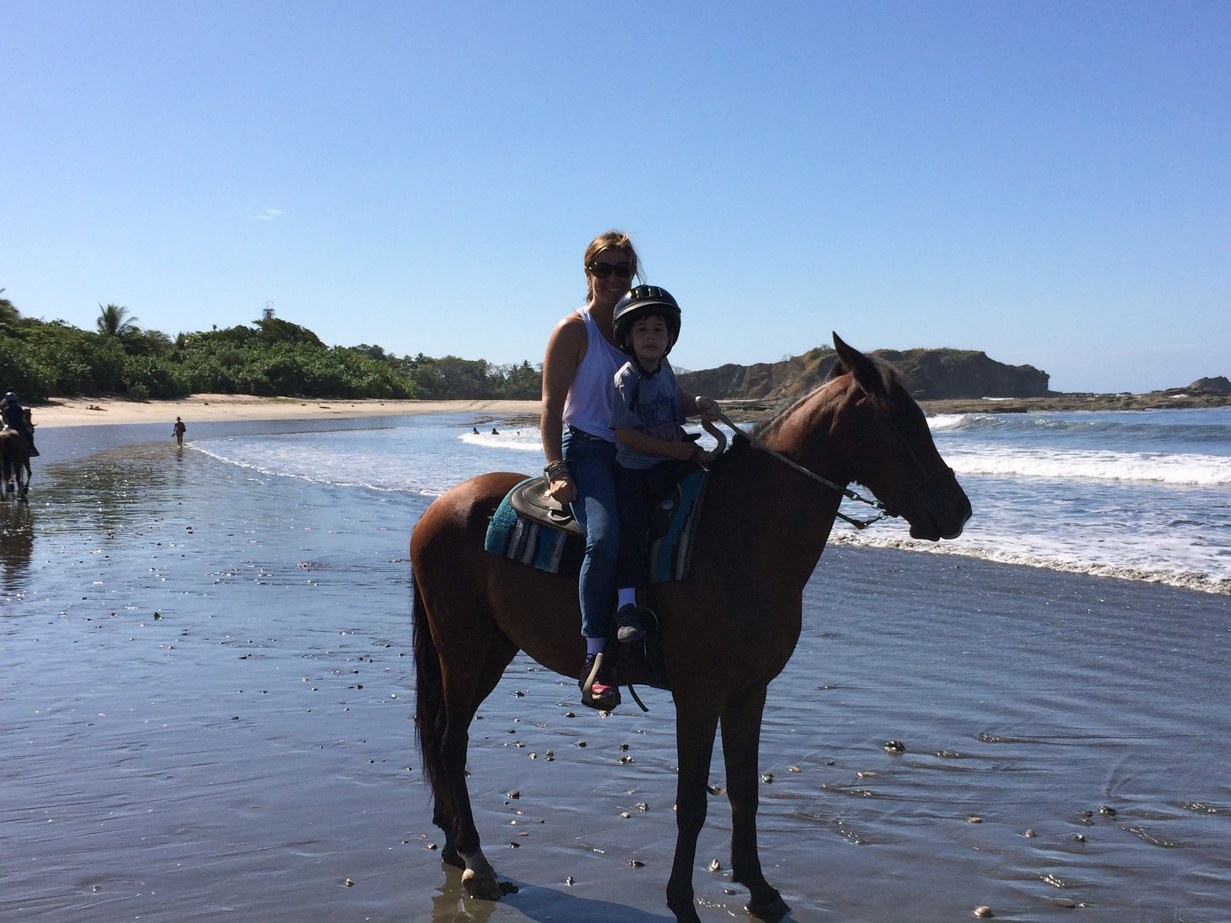 Horseback riding Nosara
