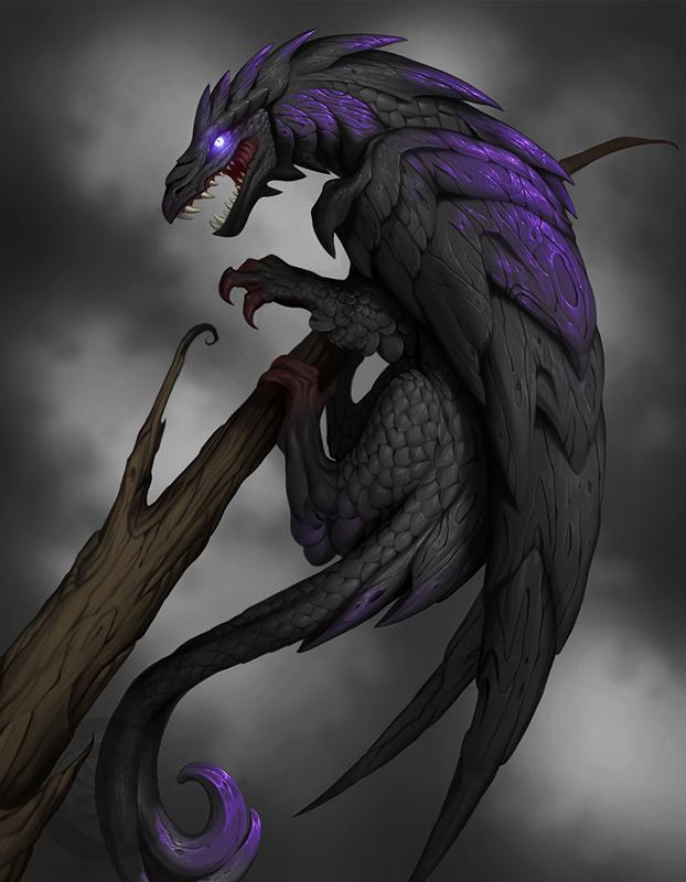 Ravegon - Raven