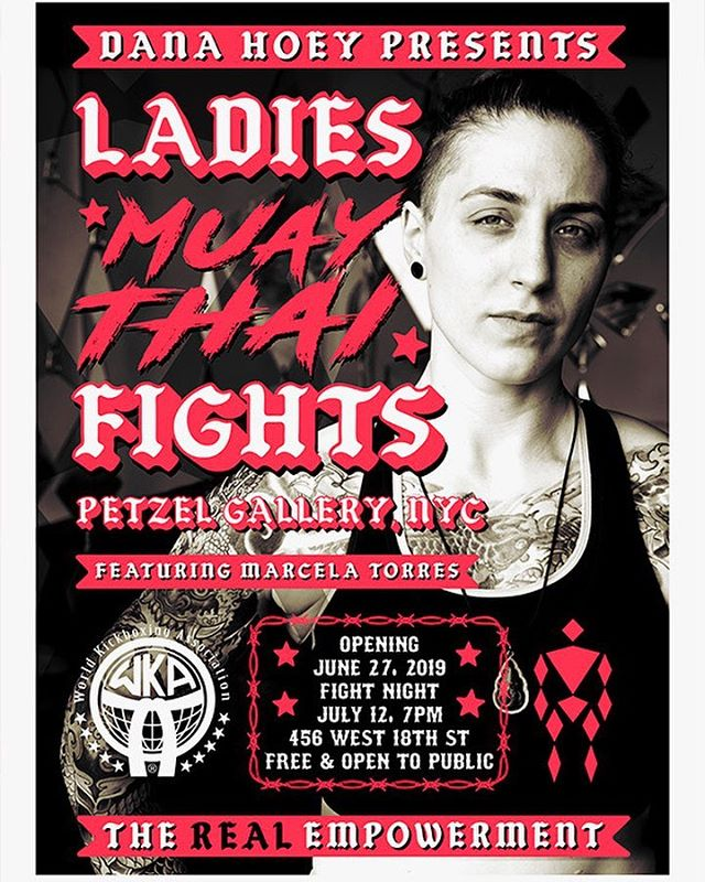 @bro_mommy is doing something pretty awesome. JULY 12 all-women's sanctioned fight show with same-day weigh-ins. She's putting on a show that features women in our community AND is making a good faith effort to not have fighters cut a lot of weight. Focus on training not dieting! 🥳 They're looking for fighters now, so if you're interested in competing, have your coaches reach out to @killathroatchop  Spread the word!
