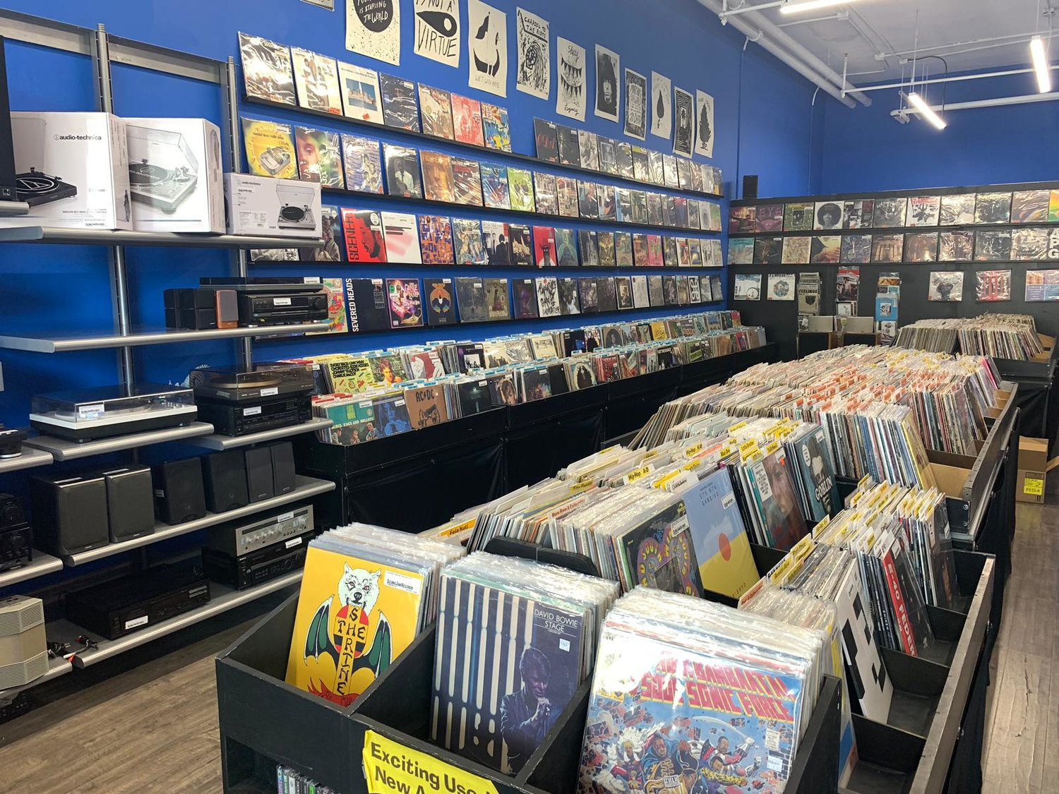 Fault Radio's Guide to Bay Area Record Stores — Fault Radio