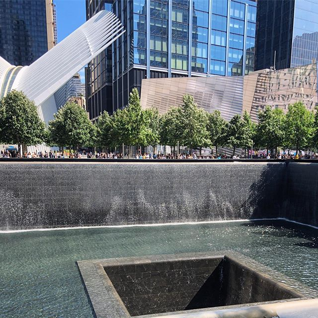 "We get asked about our name a lot, so here's some Wake history from the 9/11 memorial: in 2002, in ""the wake"" of 9/11, two journalism students decided to start a magazine that escaped the overwhelming news cycle of that period and instead allowed students to be students. The rest is history."