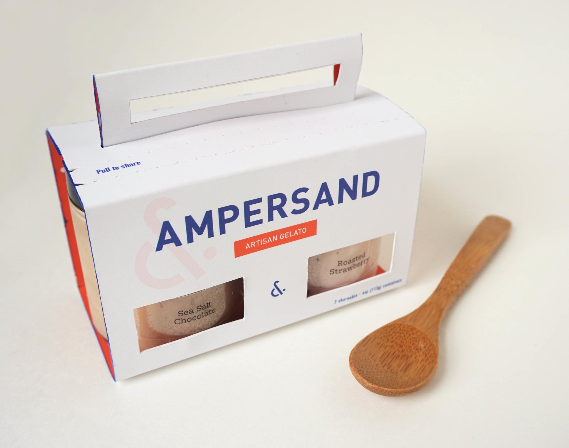 Ampersand Gelato - SEE MORE