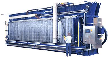 JWI Filter Press