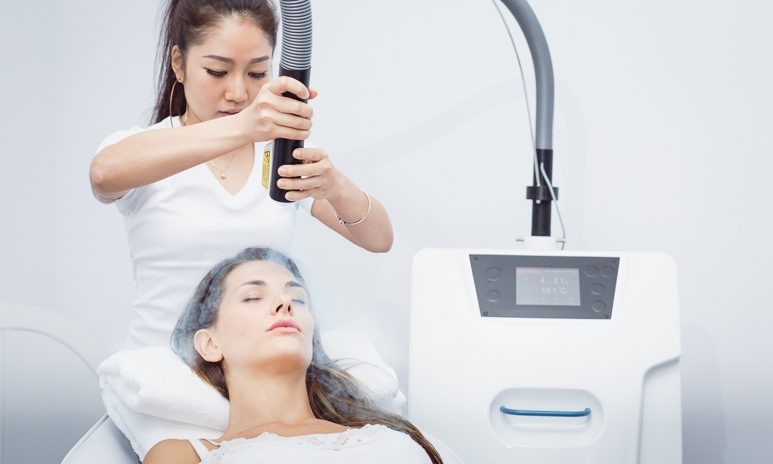 Cryo Health Solutions Auckland + Cryotherapy for health + wellness + skincare + beauty + anti-aging + collagen booster