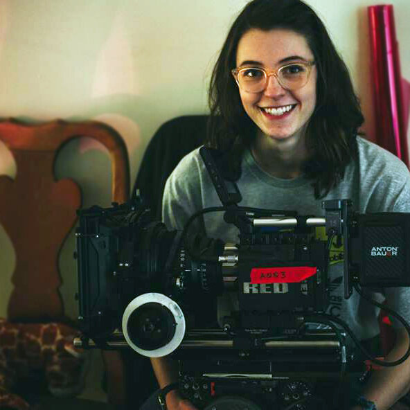 Olivia Freshwater: Cinematographer + Camera Assistant  Olivia is an LA based DP/AC with experience on all sorts of projects and can't wait for the next one.  Instagram: @oliviafreshwater