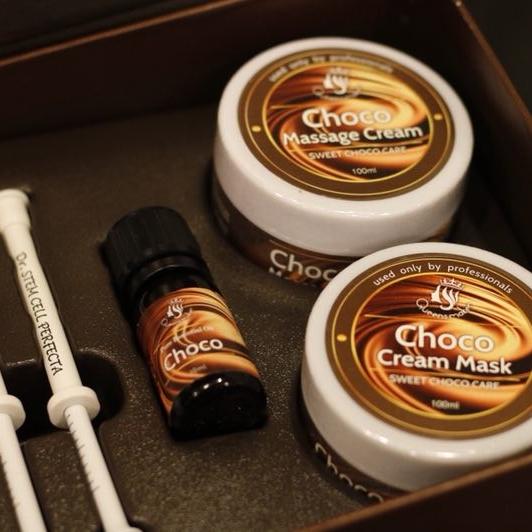 巧克力焕肤 -
