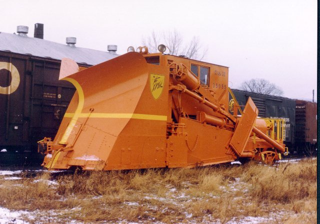 D&H 35055  Jordan Spreader #35055.  Photograph by Arthur Mitchell, obtained from Bob's Photo, used by permission.