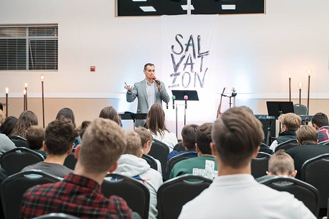 This week we discussed how the world was created! Thanks for coming thru, and we'll see you next week when we discuss where things started to go downhill. #teensatsalvation  #salvationbaptistchurch