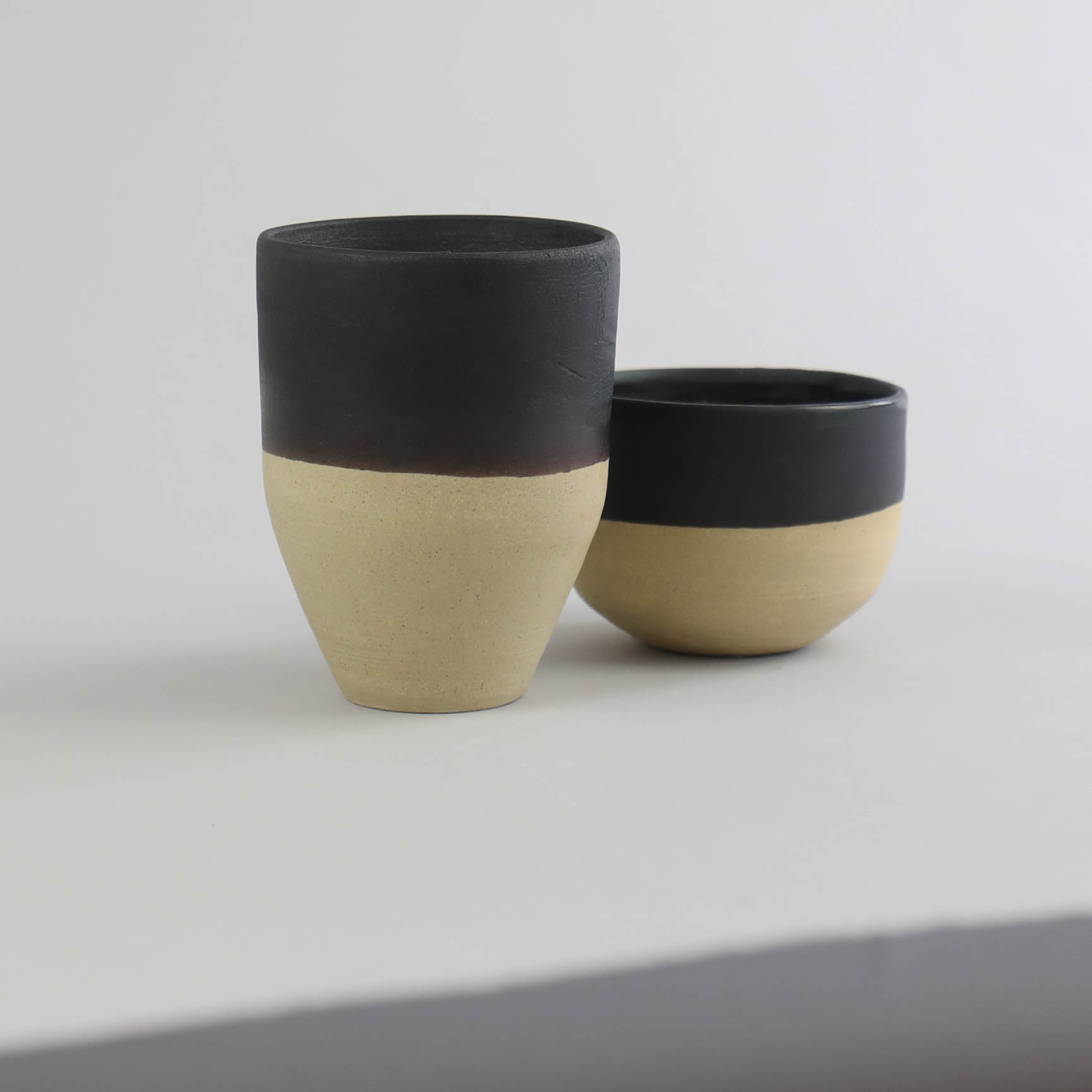 IN GOOD COMPANY x VES. Two-Tone Vessel w: Candle_DUO_Black_RP99_2.jpg