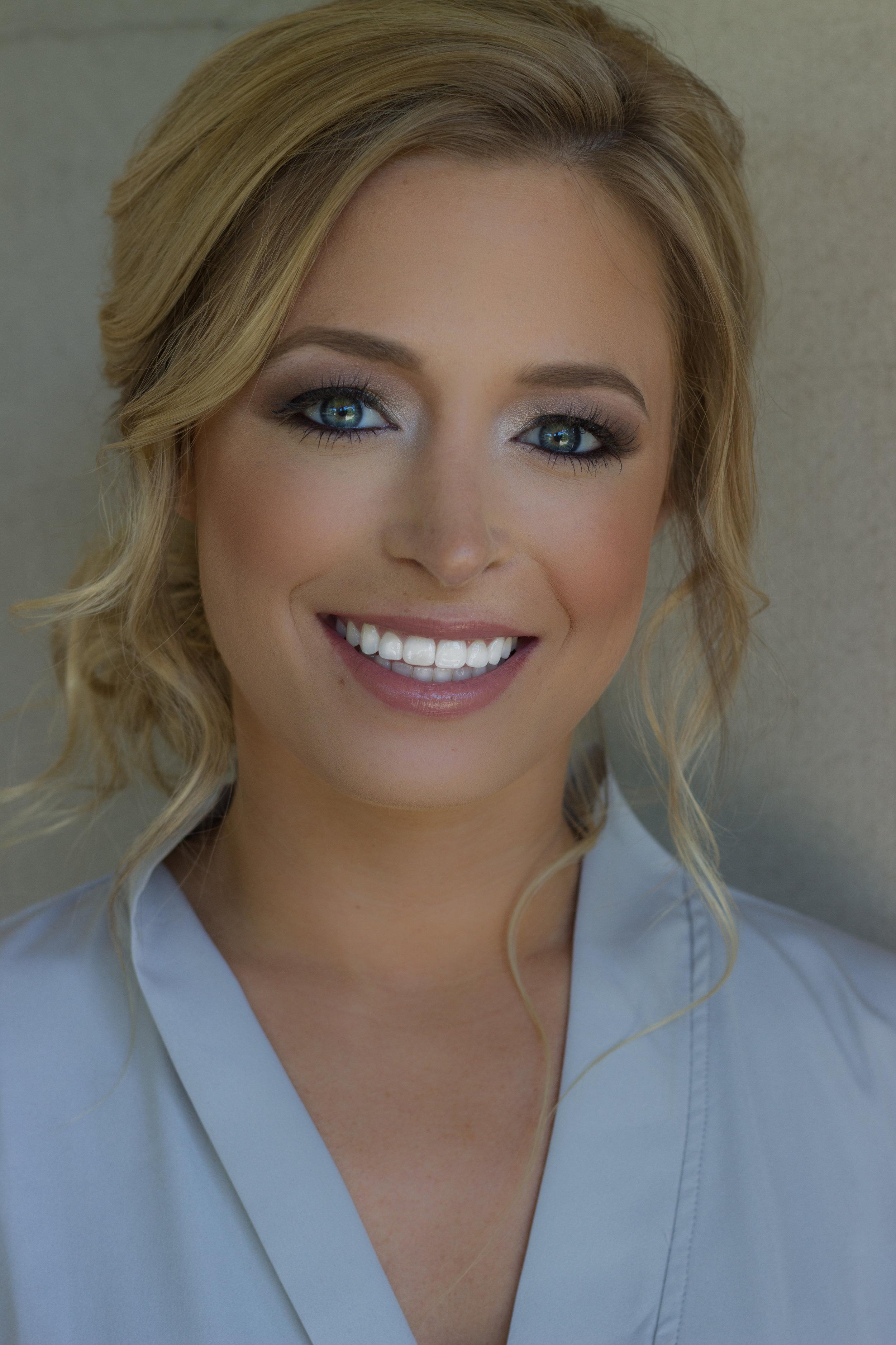 Makeup by Jessica Mieszala