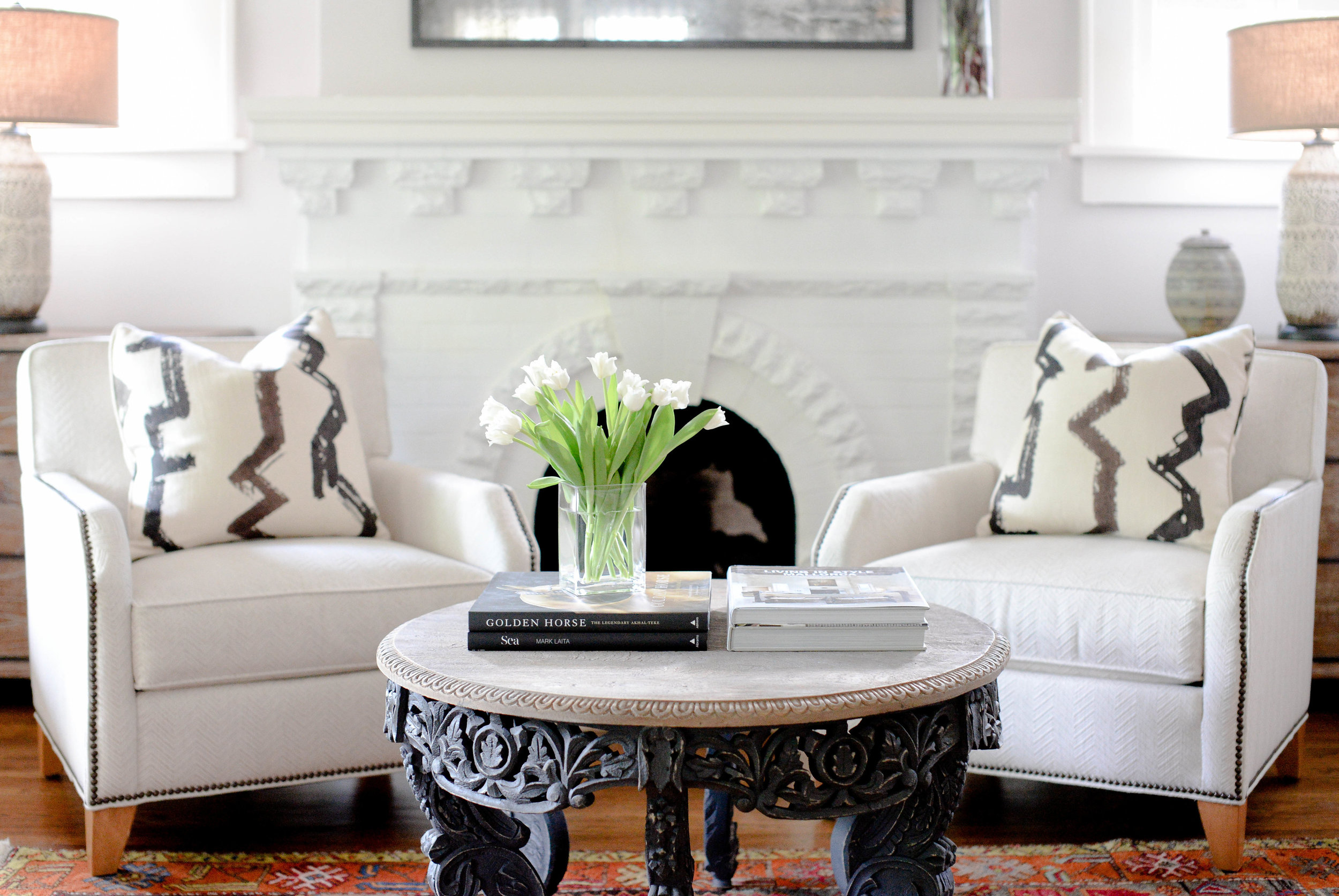 Rue Magazine - A Young & Sophisticated Home in Tulsa, Oklahoma