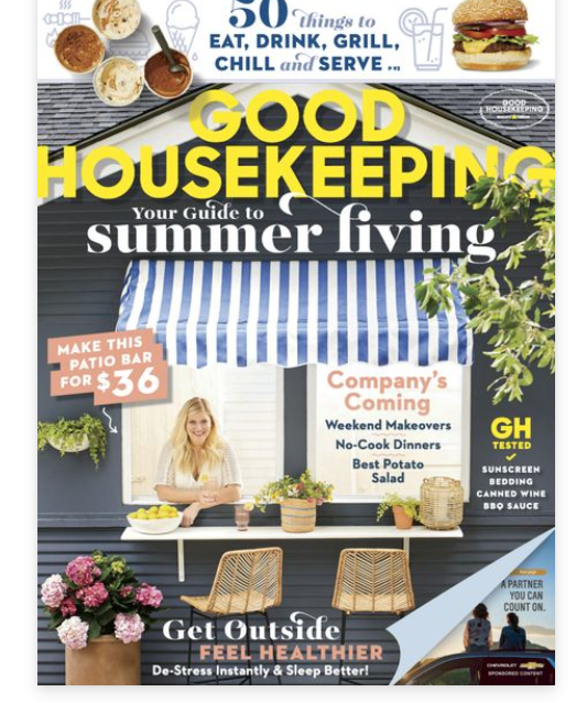 Good Housekeeping - June 2019