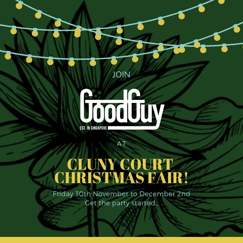 Cluny Court Christmas Fair - 30 November to 2 December