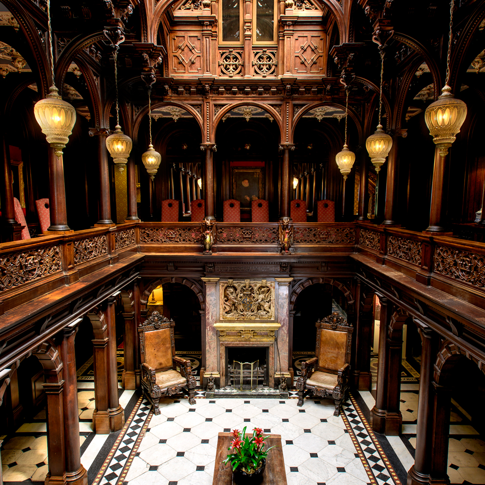 A JEWEL IN CHESHIRE COUNTRY - Crewe Hall, Cheshire – Quinteassential and Crewe Hall work together to present an unforgettable afternoon tea experience worthy of George V and Queen Mary.