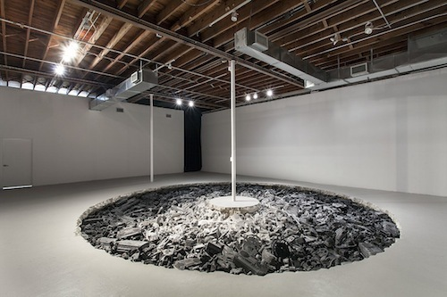 Daniel Arsham - Artforum