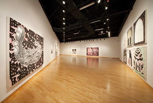 Trenton Doyle Hancock - Artforum