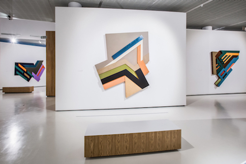 Frank Stella - Art Forum