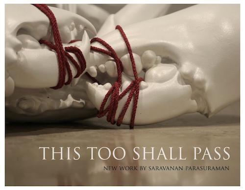 Saravanan Parasuraman - Solo Exhibition